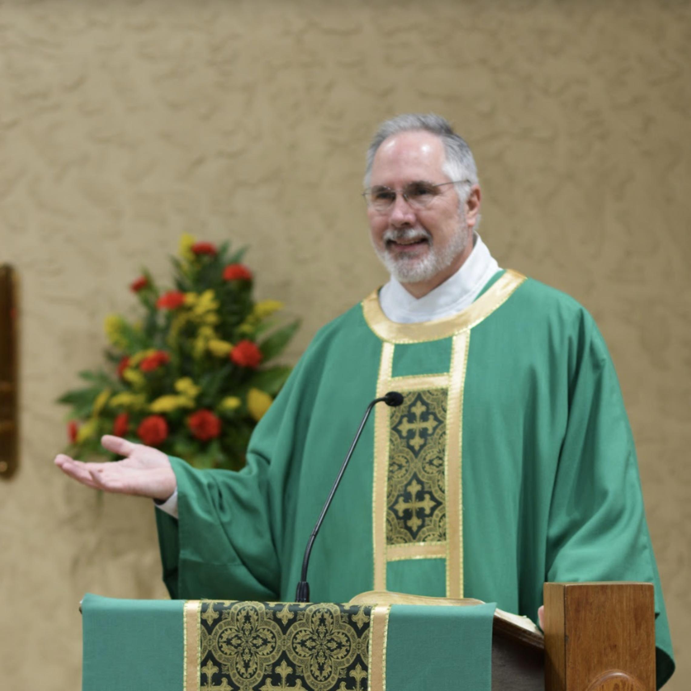 Deacon Jeff Homily