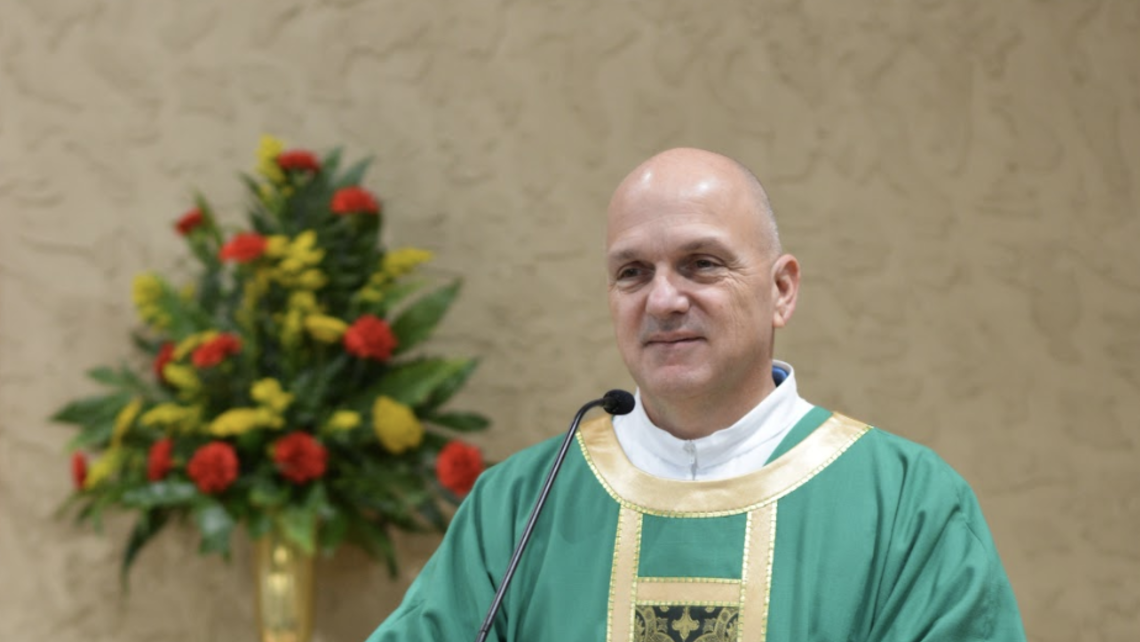 Deacon Jim Homily