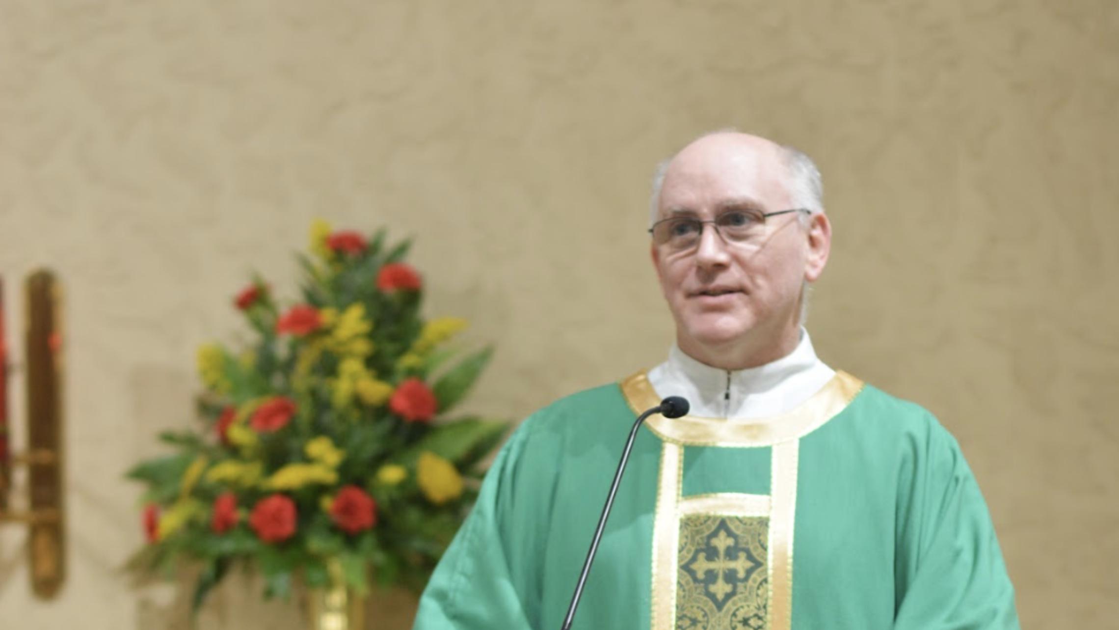 Deacon Tim Papa Homily