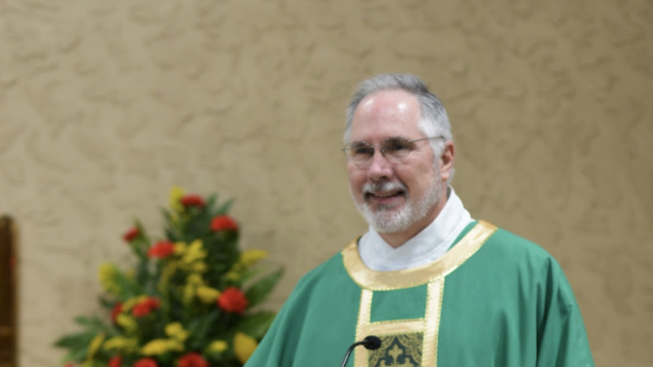 Deacon Jeff Homily